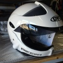 DTG Procomm III Rally Helmet (SA2010)