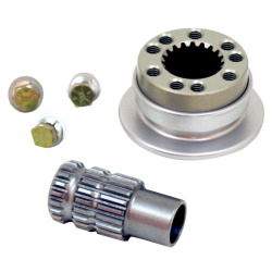 Precision Fit Splined Hub