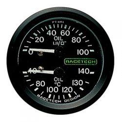 Racetech Oil Presure & Oil Temp Gauge